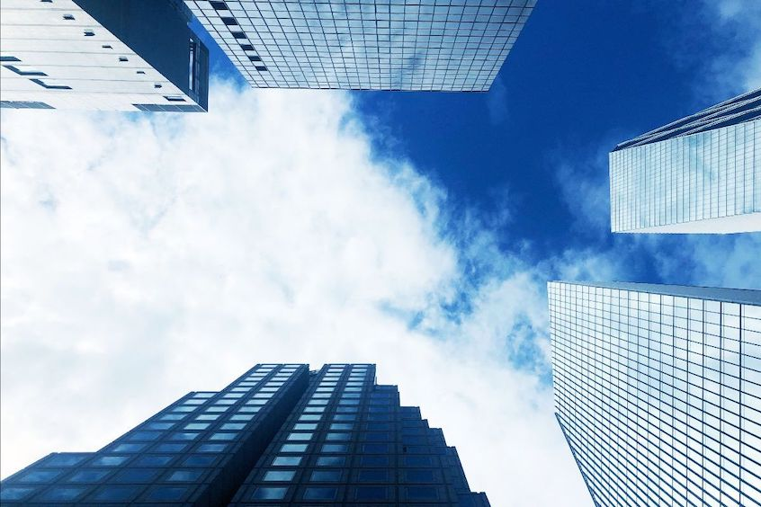 sky-buildings-REITs-vs.-real-estate-investments