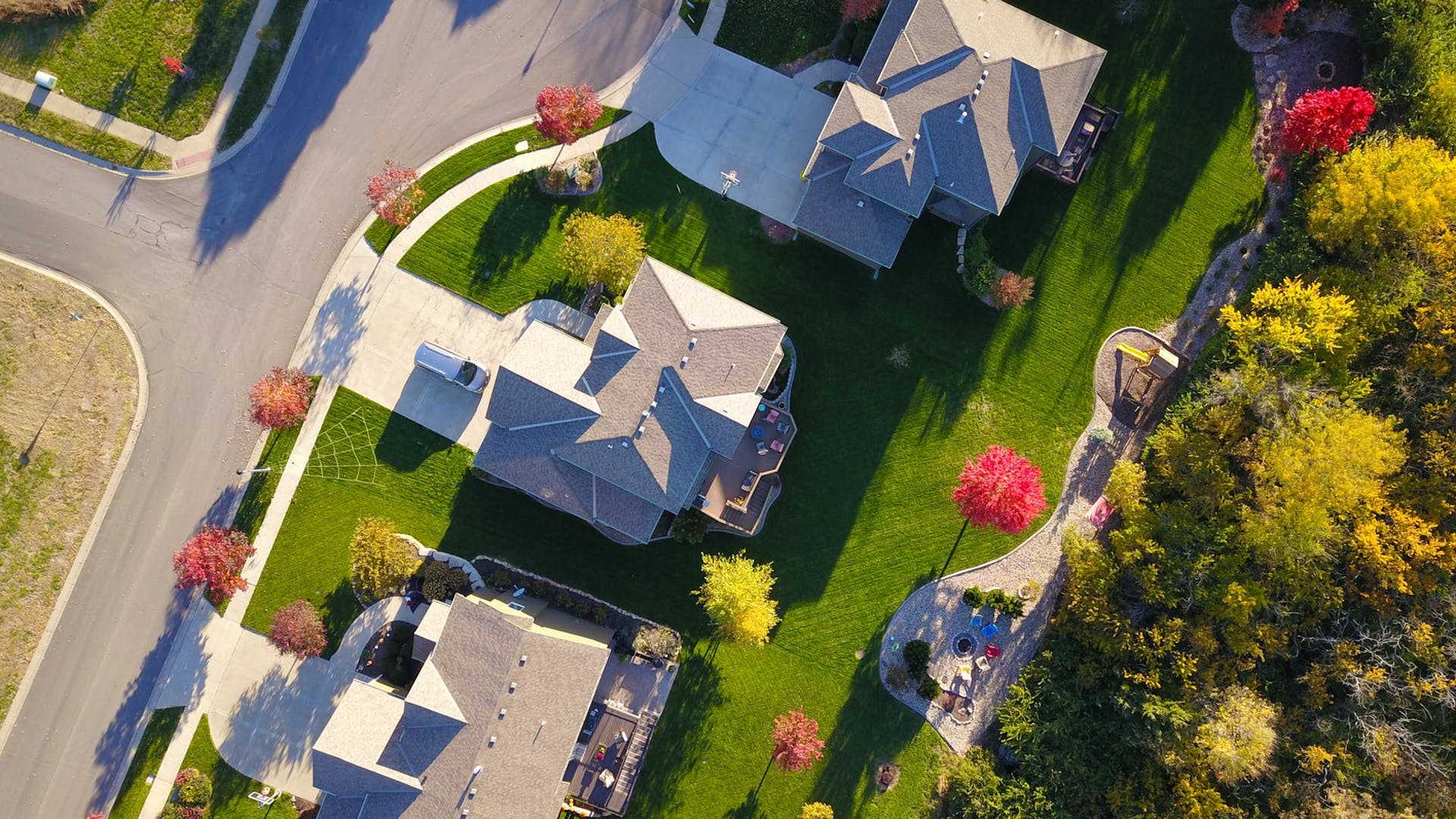 aerial-view-real-estate-investing