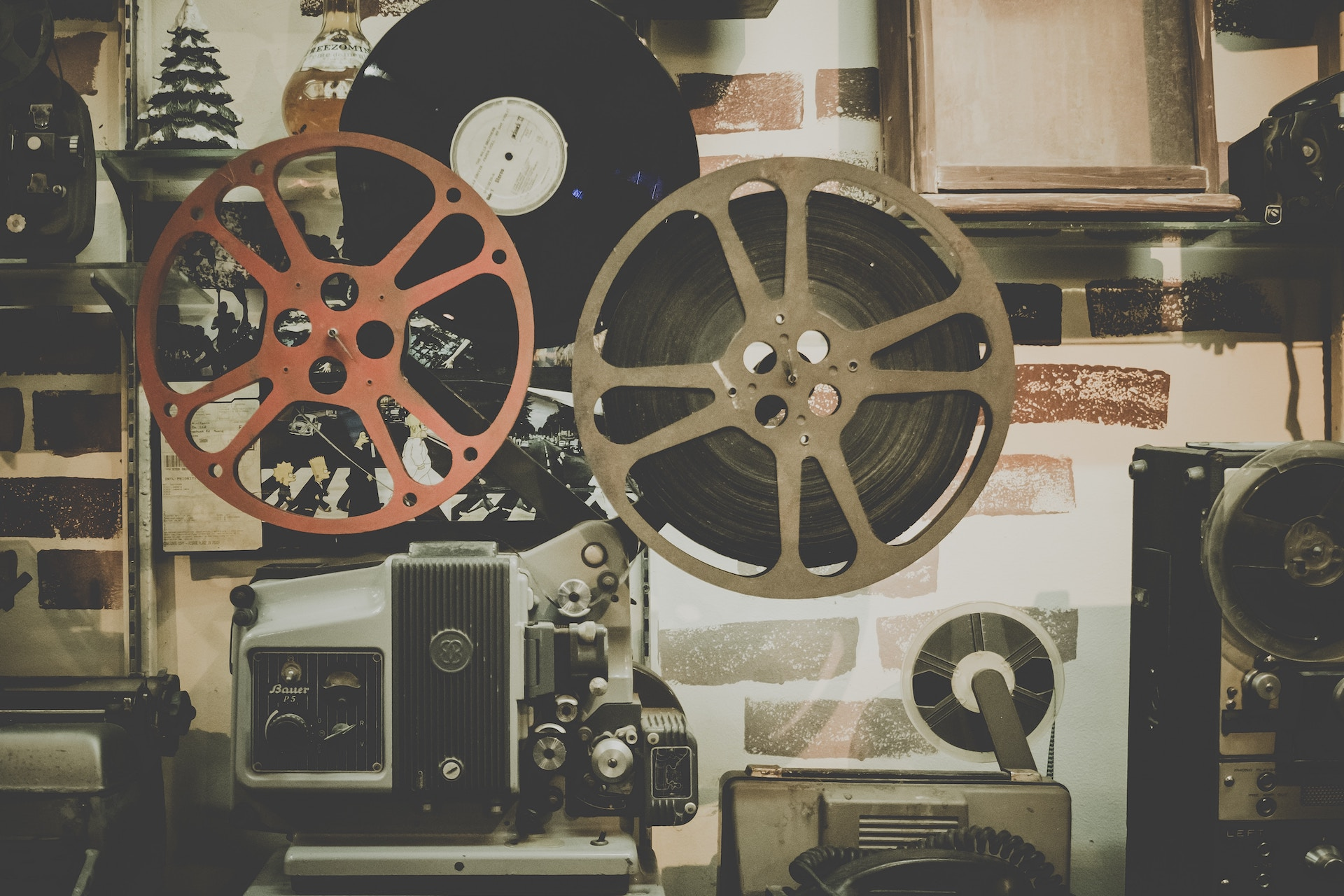 Film reels and investing in a film's success can be considered an alternative investment as it's outside of the stock market