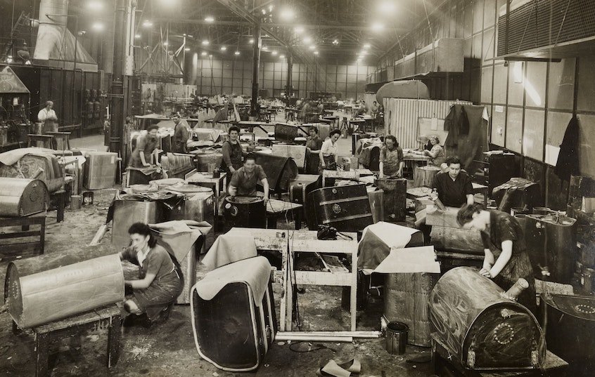 women-working-in-a-factory-history-of-retirement-accounts