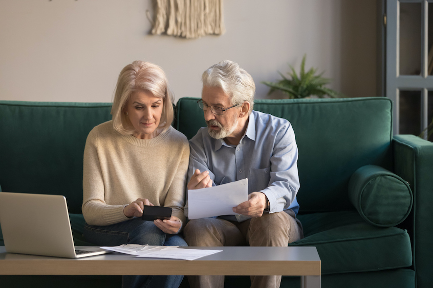 couple-planning-for-retirement-401k-to-IRA-rollover